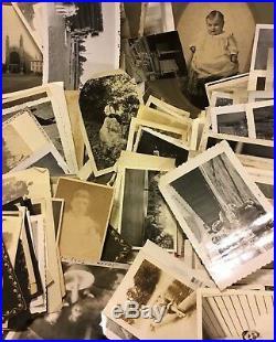 1100 MIXED Old PHOTOS Lot Vintage PHOTOGRAPHS SNAPSHOTS Antique Black White