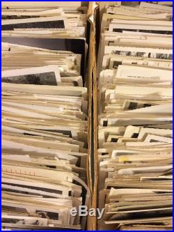 1700 Old Photos Lot BW Vintage Photographs Snapshots Black White antique vtg