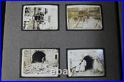 1915 WORLD WAR I German Russia Eastern Front 144 PHOTOS ALBUM
