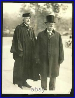 1923 Original President Taft Photo Chief Justice Supreme Court Vintage