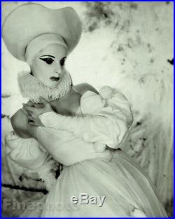 1950 NEW YORK CITY BALLET LES ILLUMINATIONS LeCLERCQ Photo GEORGE PLATT LYNES