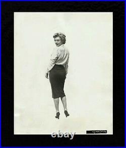 1952 Marilyn Monroe We're Not Married Vintage Photo EARLY IMAGE