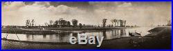 1964/80 Original Josef Sudek Silver Gelatin Photograph Czech Panorama Landscape