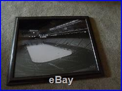1970 Original Photo Of St Louis Blues Ice Arena- Signed & Stamped By R. Arteaga