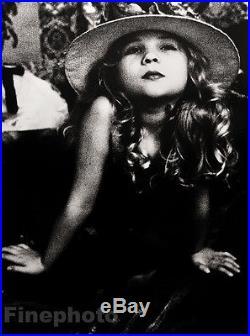 1974 EVA By IRINA IONESCO Large 16x12 Vintage Photo Gravure Art France Rare