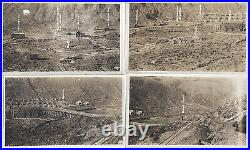 348 SOME POSTCARD SIZE PHOTOS 1910s COAL MINES GHOST TOWNS DAWSON NEW MEXICO