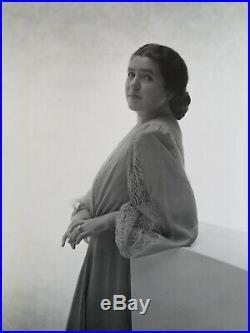 3 Vintage MCM George Platt Lynes Photographs Of Opera Star Lotte Lehmann