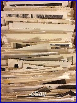 4000 Old Photos Lot BW Vintage Photographs Snapshots Black White antique