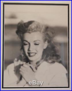 ANDRE DE DIENES MARILYN MONROE, Tobey Beach, Vintage Gelatin Silver Print 1949