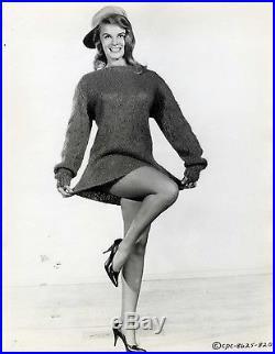 ANN-MARGRET / BYE BYE BIRDIE (1963) Vtg orig 11x14 dbl wt glossy pin-up portrait