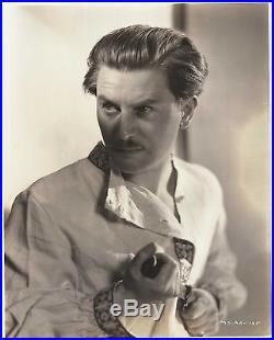 ANTON WALBROOK in Michel Strogoff Original Vintage Photograph 1936 PORTRAIT