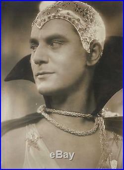 ANTON WALBROOK in Salto Mortale Original Vintage PORTRAIT 1931 UNUSUAL
