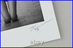 ARKADIY KURTA Signed Ltd Edition Fine Art Print NUDE Kneeling Nun Photograph