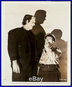 Abbott Costello Meet Frankenstein 1948 Original Vintage Photo