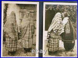 Albania around 1917, album with 71 vintage, silver gelatine photos! Rare
