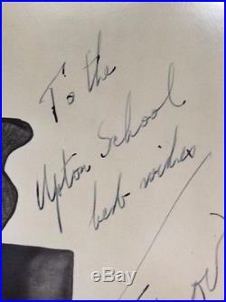 Alla Nazimova Signed / Inscribed 8 X 10 Beautiful Rare Vintage Portrait