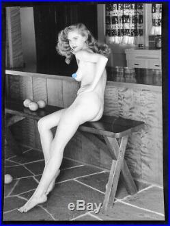 Andre De Dienes original vintage silver gelatine photo 058, discount upto 50%