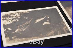 Antique 1900-1920 193 BW Pics Photo Album vintage historic Chattanooga Tennessee