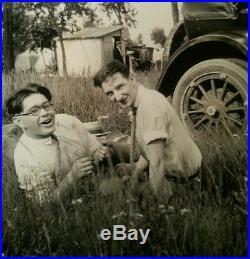 Antique Vintage Asian American Artistic Gay Into Vernacular Photography Photo