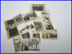 Antique Vintage Huge Photo Lot 1300 Photo Snapshots 1910s -1960s