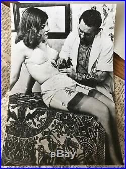 Antique Vintage Tattoo Rare, Kobel Original collectors Photos, Bristol Tattoo