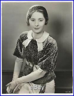BARBARA STANWYCK Original Vintage Photograph 1932 YOUTHFUL PORTRAIT