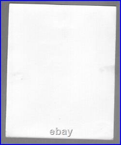 BETTY PAGE 1950`s VINTAGE ORIGINAL Silver gelatin, Fiber base 4 x 5 photograph
