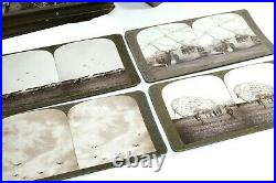 Boxed Set Stereoviews 1-100, WW1 Great War, Bookform Case, Realistic Travels