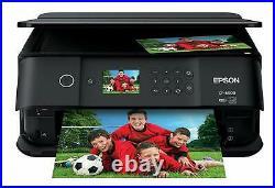 Brand New Epson Expression Premium XP-6000 Wireless Color Photo Printer