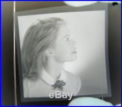 Brigitte Bardot scarce vintage 2.25x2.25 Sam Levin negative #1