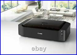 Canon IP8720 Wireless Printer, AirPrint and Cloud Compatible, Black