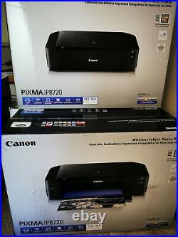Canon PIXMA iP8720 Wireless Inkjet Photo Printer Sealed withink FastFree Ship