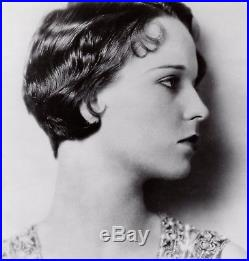 Dazzling Vintage Louise Brooks Eugene Robert Richee Paramount Pictures Photo