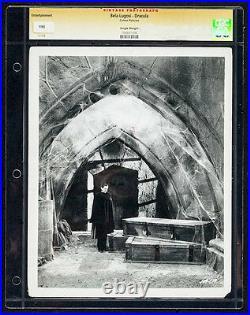Dracula 1931 Original Vintage Photo Bela Lugosi