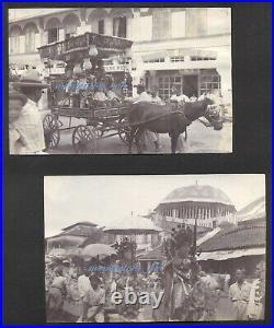 Dutch Sumatra photograph album c1928 Indonesia Ethnic East Indies topo views