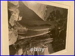 Edward Weston, Juniper / Tenaya Lake 1937 limited edition fine art photograph