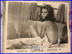Elizabeth Montgomery Original photos 1963, vintage, extremely rare! Stunning