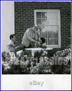 Elizabeth Taylor Giant 1956 Candid Vintage Original Dblwt Photo Peter Basch