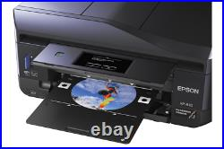 Epson XP-830 Wireless Color Photo Printer with Scanner, Copier & Fax