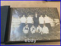Eureka Springs Arkansas & TripsVintage 1920s Photo Album280 Photos Military