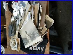 FINAL LOT 1000s Old Photos Huge Lot BW Vintage Photographs Snapshots BW antique