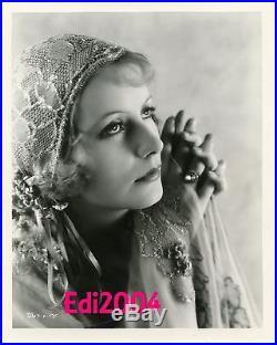 GREAT GARBO Vintage Original Photo THE TEMPTRESS RUTH HARRIET LOUISE 1926