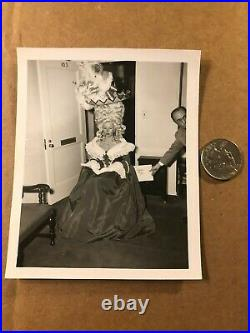 Gloria Grahame Very Rare Possibly One of a Kind Candid Photo'51