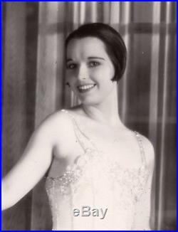 Gorgeous Vintage Louise Brooks C1931 God's Gift To Women Warner Brothers Photo