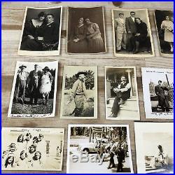 HUGE LOT 1,200+ VINTAGE B & W SNAPSHOT PHOTOS 1920s-1970s