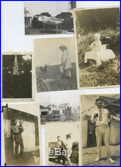 HUGE LOT of SNAPSHOTS 1000+ Vintage Black & White Photos 1920s thru 1960s