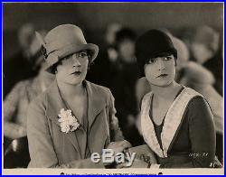 Iconic Bob Hair Flapper Louise Brooks Rare Vintage The Show Off Photograph 1926