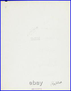 JAMES DEAN ICONIC c. 1954 LARGE VINTAGE SILVER GELATIN PHOTOGRAPH ROY SCHATT