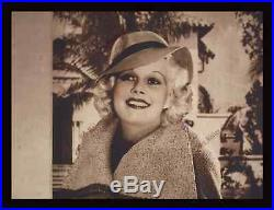 JEAN HARLOW 1930's MGM LIFE-SIZED VINTAGE PHOTOS MOVIE POSTER STORE DISPLAYS