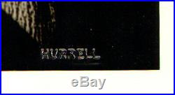 JOAN CRAWFORD SUPERB 1934 ORIGINAL 11x14 Dblwt HURRELL Stamped vintage MGM Photo